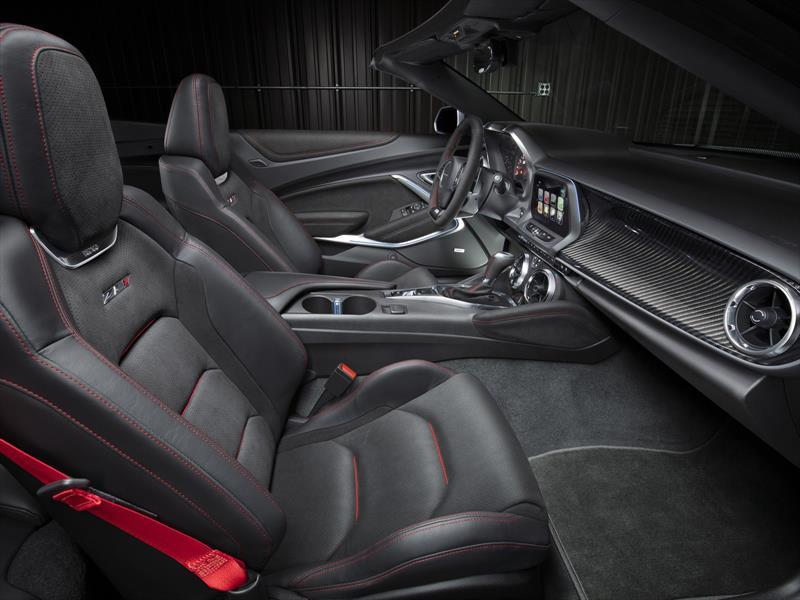 Chevrolet Camaro ZL1 Convertible 2017