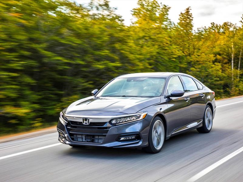 Honda Accord 2019 - test