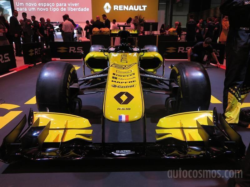 Renault en el Salón de San Pablo 2018