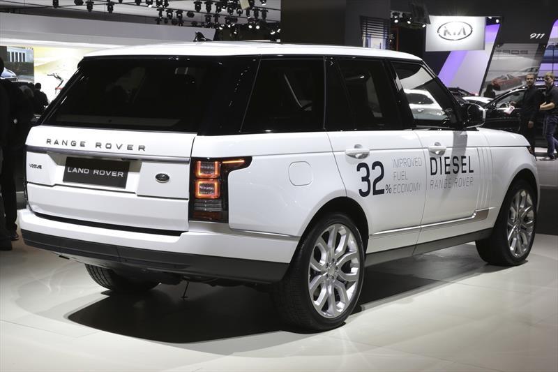 Range Rover Td6 y Range Rover Sport Td6