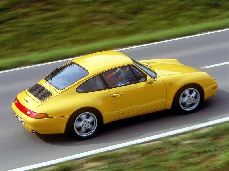Porsche 911 (1993-1998)
