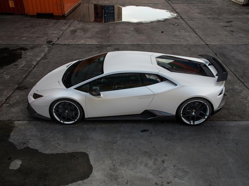 Lamborghini Huracán 610-4 por Novitec Torado