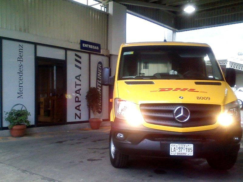 Mercedes-Benz Sprinter NGT 2015