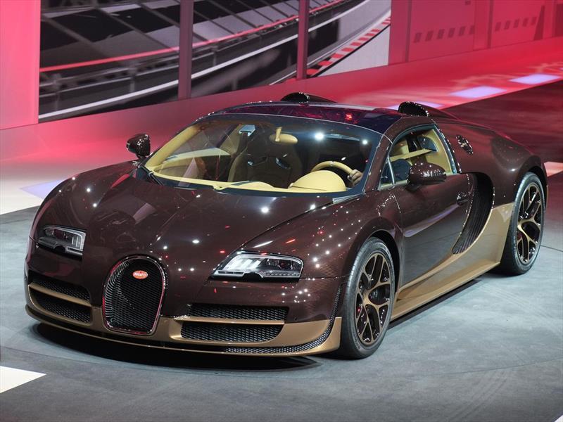 """Bugatti Veyron """"Rembrandt Bugatti"""""""