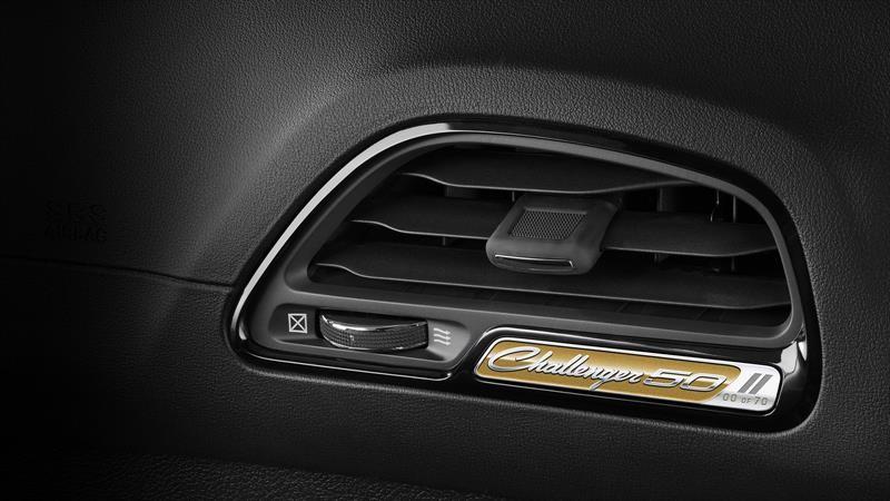 Dodge Challenger 50th Anniversary
