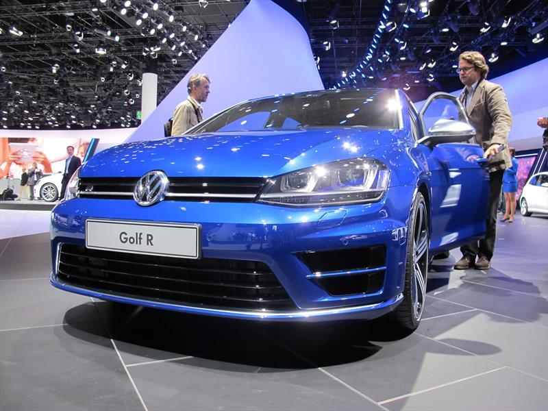 Volkswagen Golf R, el más potente hasta ahora