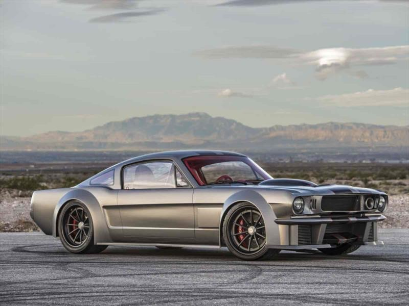 Mustang Vicious Timeless Kustoms