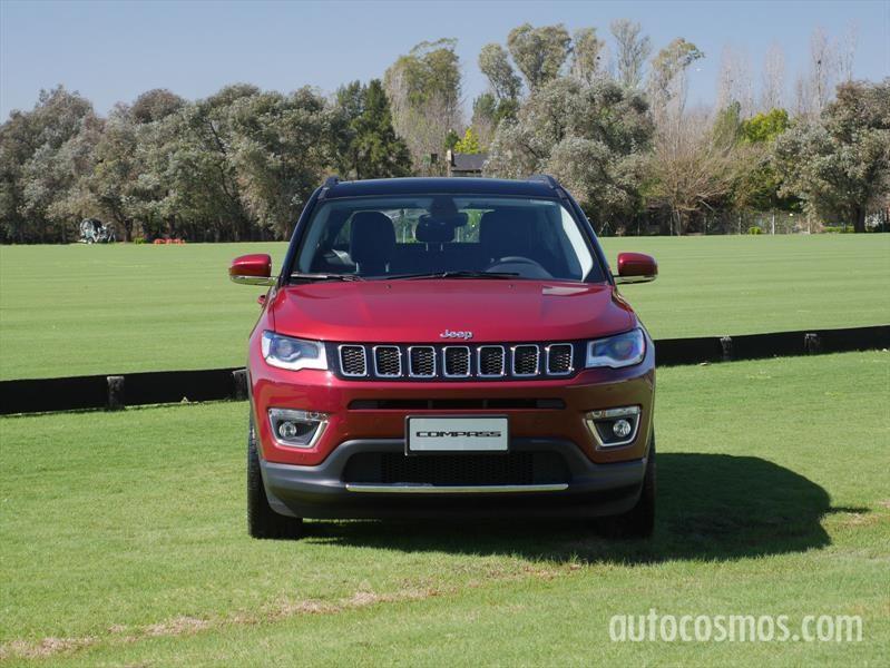 Jeep Compass se lanza en Argentina