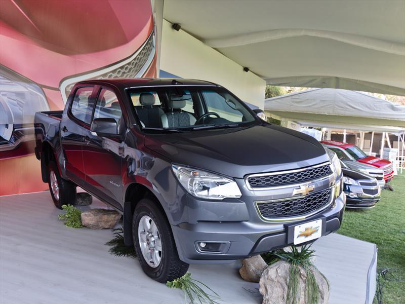 Chevrolet Colorado 2013 en Concurso de Elegancia