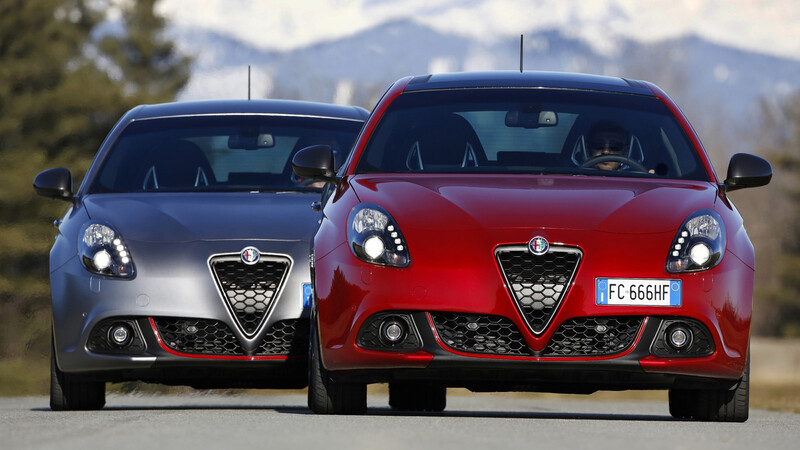 Alfa Romeo Giulietta 110 Edizione 2021