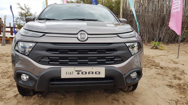 FIAT Toro 2020 S Design