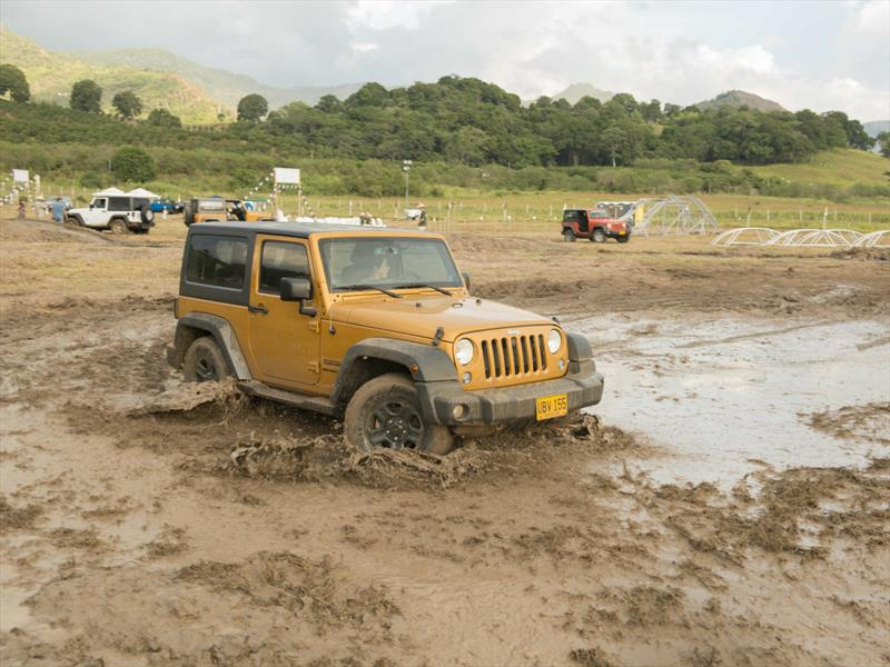 Camp Jeep 2015: Primera Edición