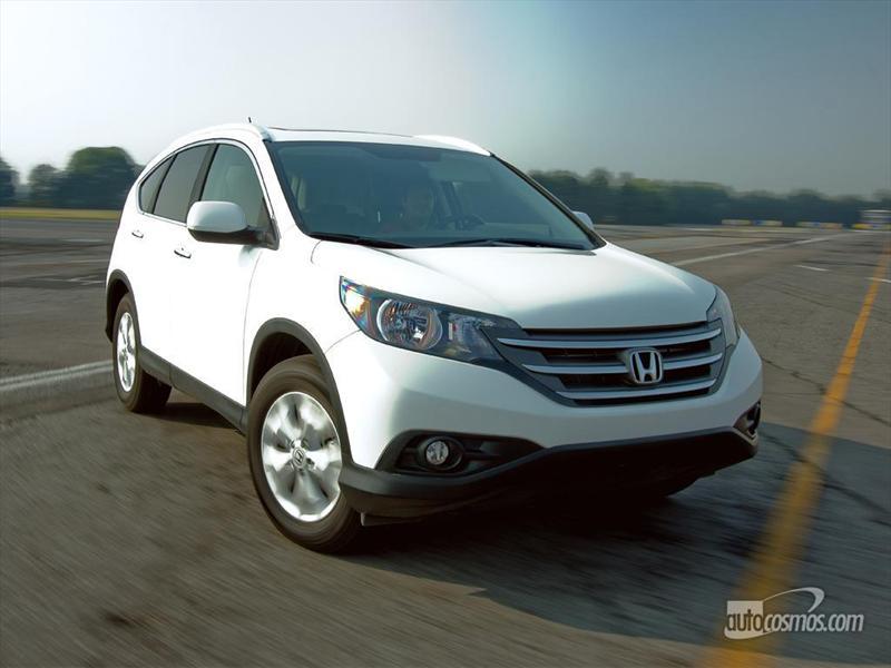 Honda CR-V EXL Navi 2012 a prueba