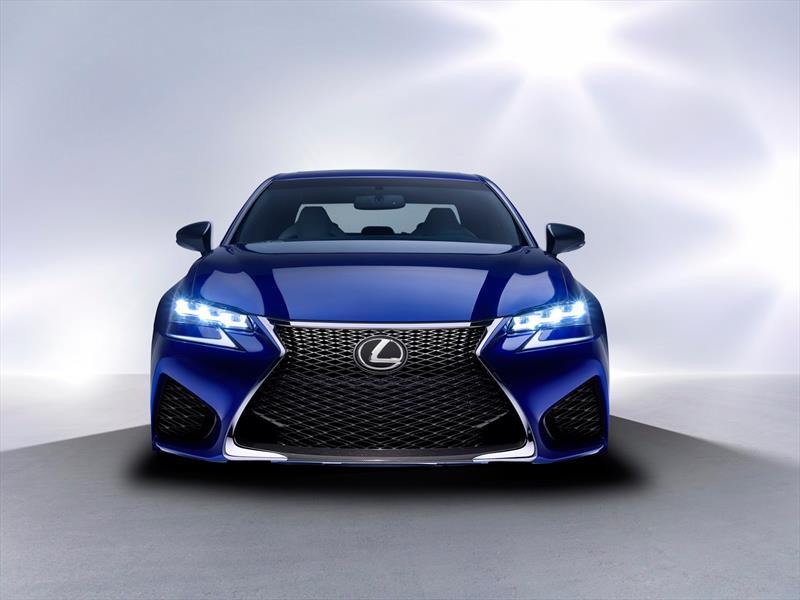 Nuevo Lexus GS F