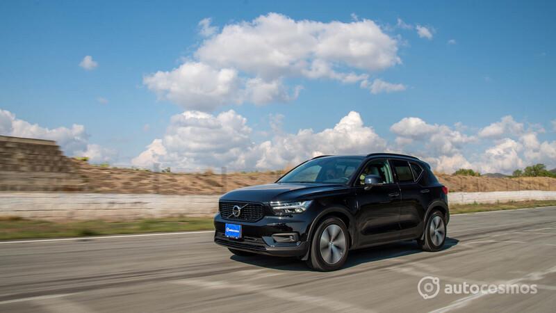 Volvo XC40 Recharge 2021 a prueba