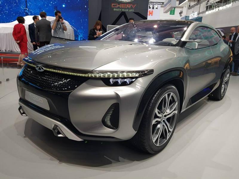 Chery Tiggo Coupé EV Concept