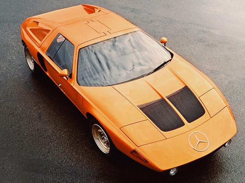 Retro Concepts: Mercedes-Benz C111