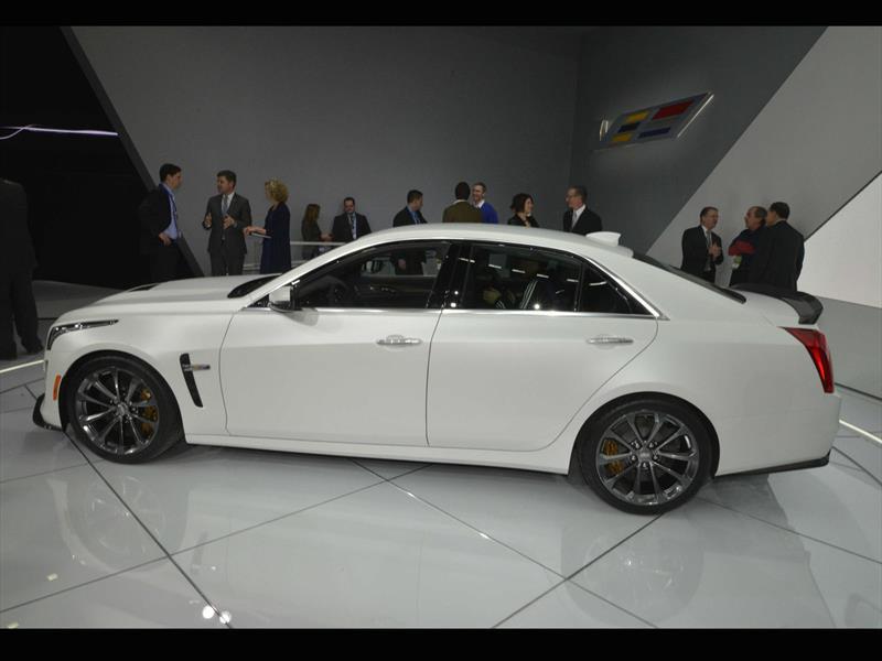 Nuevo Cadillac CTS-V