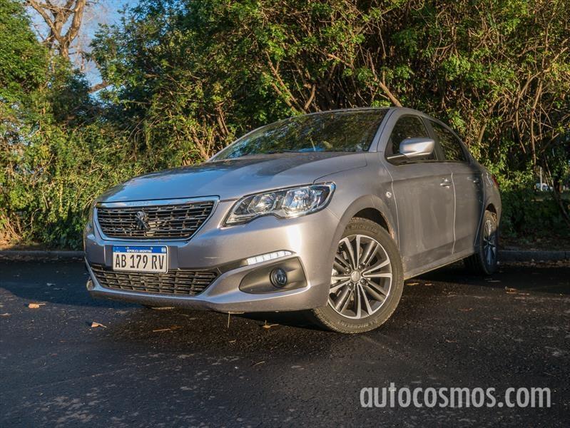 Peugeot 301 AT a prueba