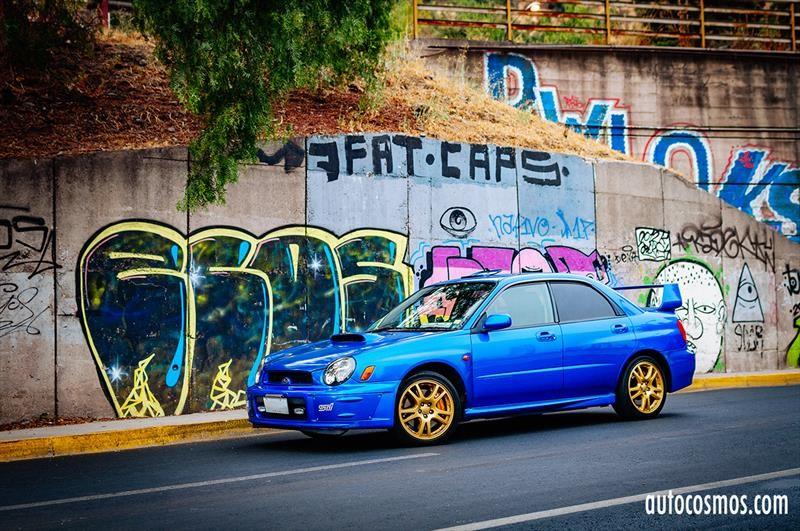 Subaru Impreza WRX STi -Prodrive Style-