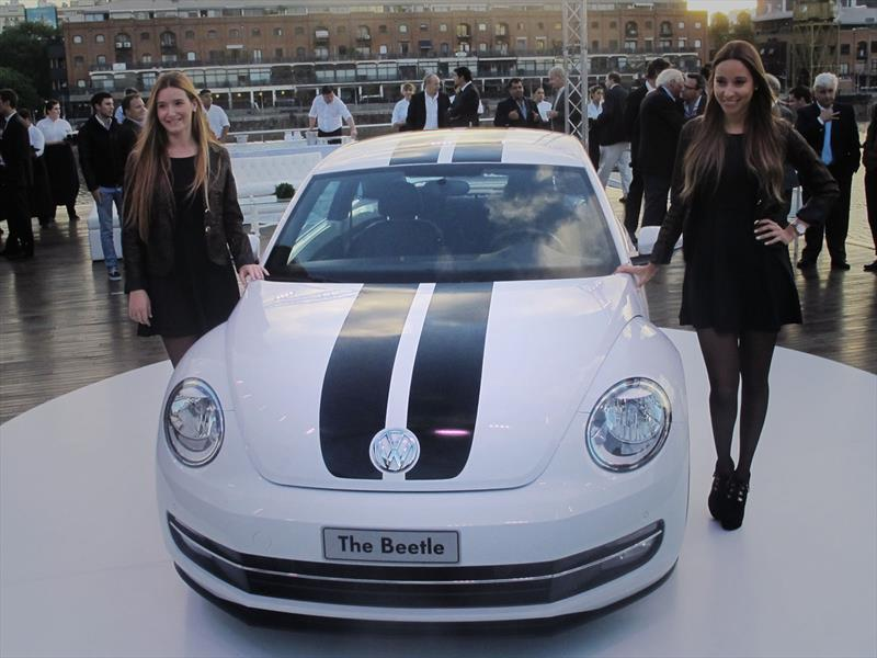 VW The Beetle en Argentina