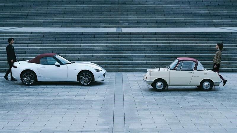 Mazda MX-5 edición 100 años 2021