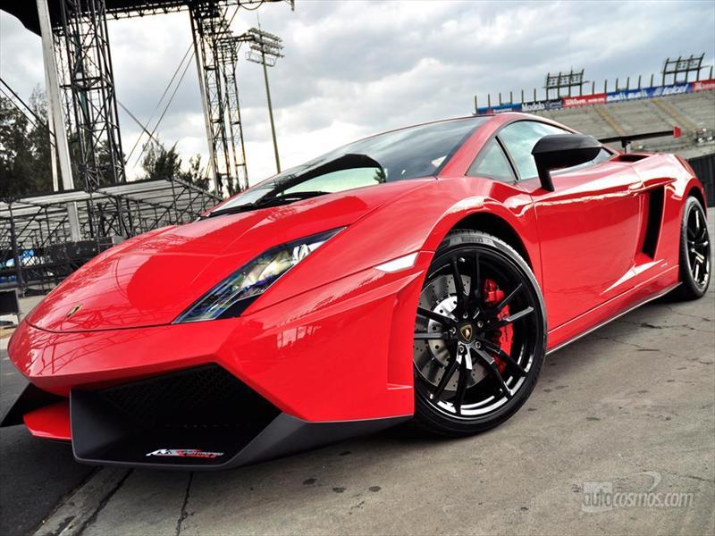 Lamborghini Gallardo LP-570-4 super trofeo