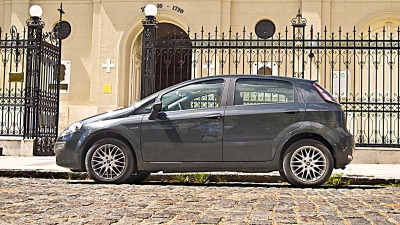 Nuevo FIAT Punto 1.6 L. a prueba