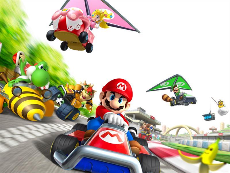 Top 10: Mario Kart
