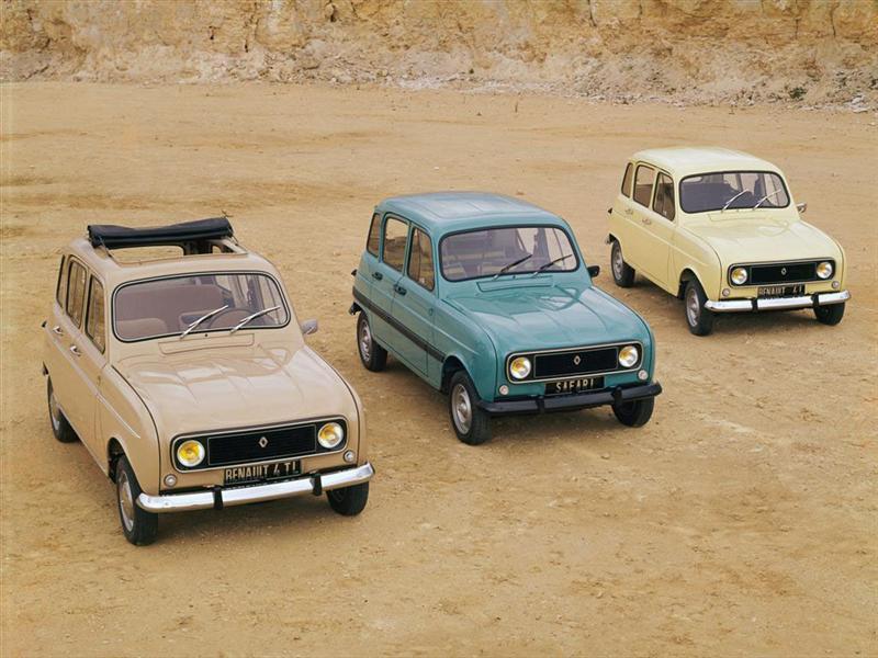 Los 5 Mejores Renault R4