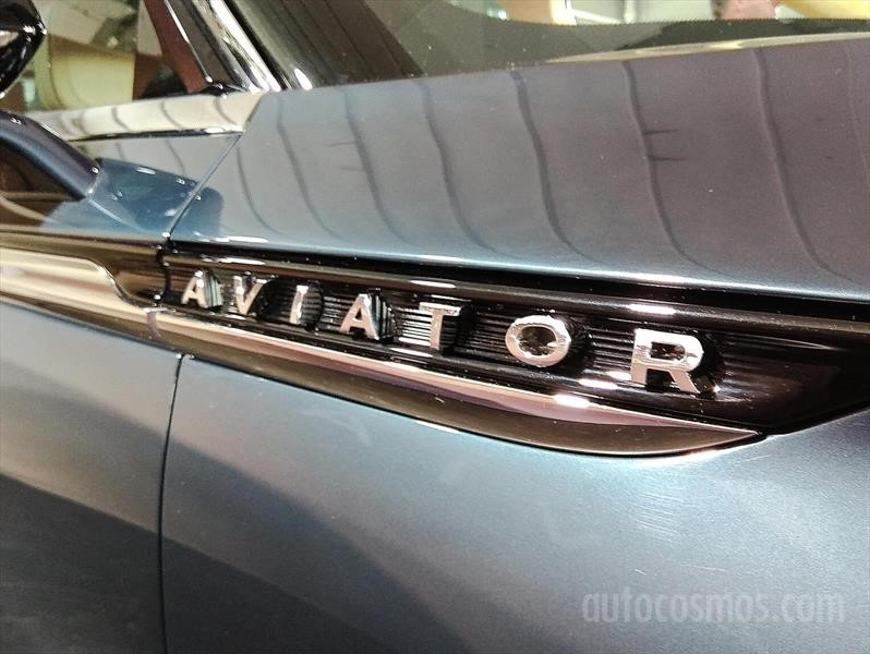 NO habilitar embargada Lincoln Aviator 2019