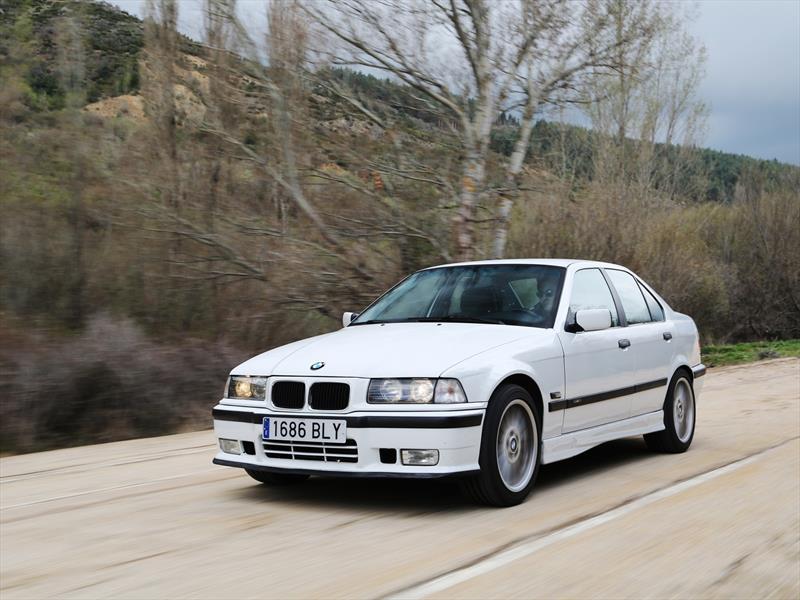 BMW Serie 3 E36 (1990-1999): Tercera generación
