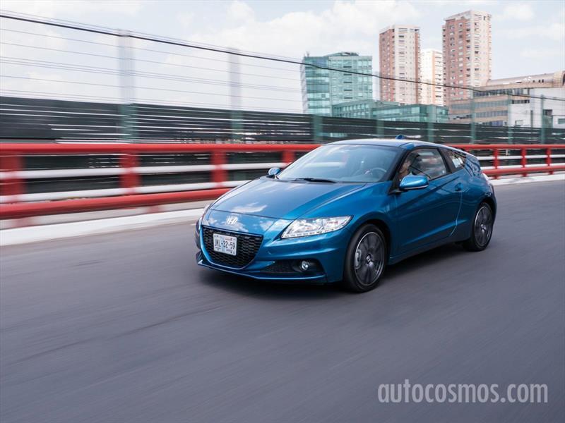 Prueba Honda CR-Z 2013