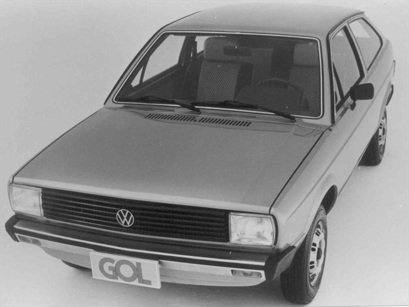 Evolución del Volkswagen Gol