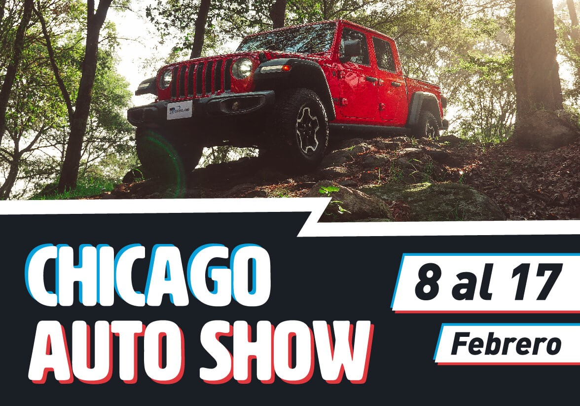 Chicago Autoshow 2019