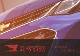 Autoshow de Detroit 2016