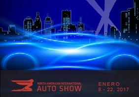 Auto Show de Detroit 2017