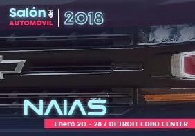 Salón de Detroit 2018