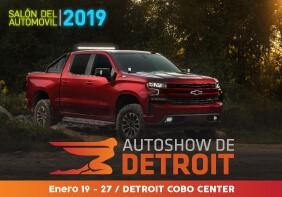 Autoshow de Detroit 2019