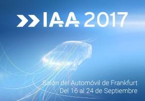Auto Show de Frankfurt 2017