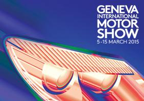 Autoshow de Ginebra 2015