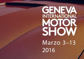 Autoshow de Ginebra 2016