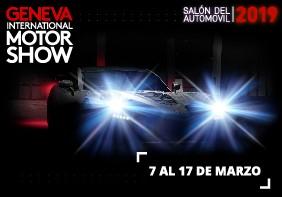 Auto Show de Ginebra 2019