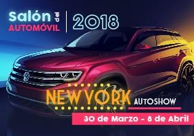 Auto Show de Nueva York 2018