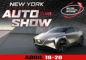 New York International Auto Show 2019