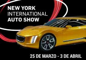Autoshow de Nueva York 2016