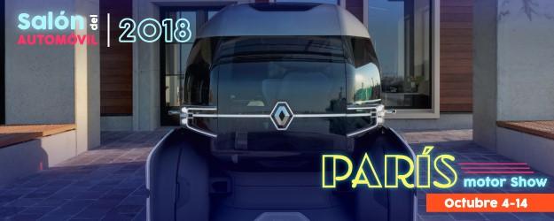 Auto Show de París 2018