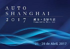 Auto Show de Shanghai 2017