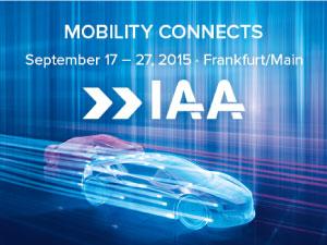 Auto Show de Frankfurt 2015