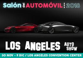 Auto Show de Los Ángeles 2018